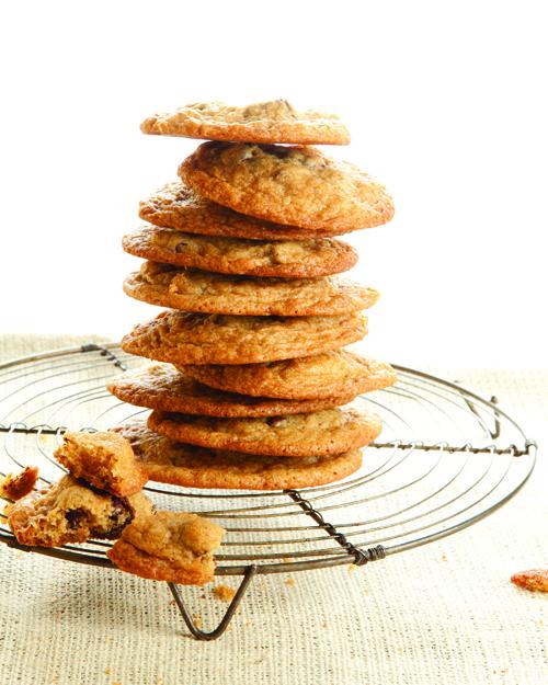 Big Fat Chocolate Chunk Cookies