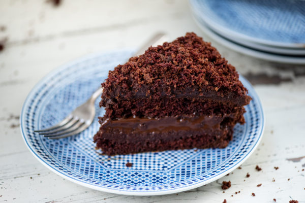 Ebingers Chocolate Blackout Cake