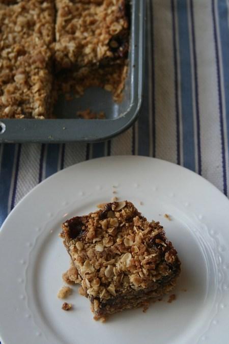 oatmeal square
