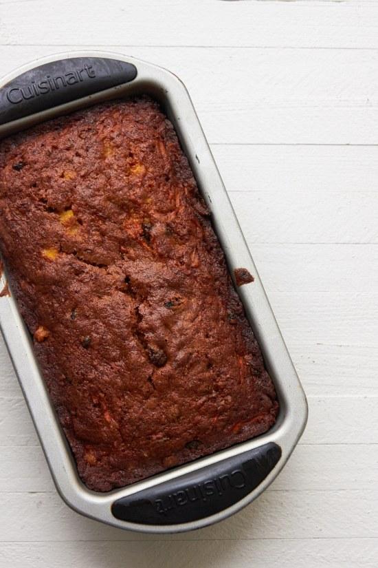 Carrot Bread / Mia / Katie Workman / themom100.com