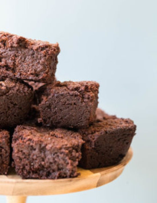 Mexican Hot Chocolate Brownies / Sarah Crowder / Katie Workman / themom100.com