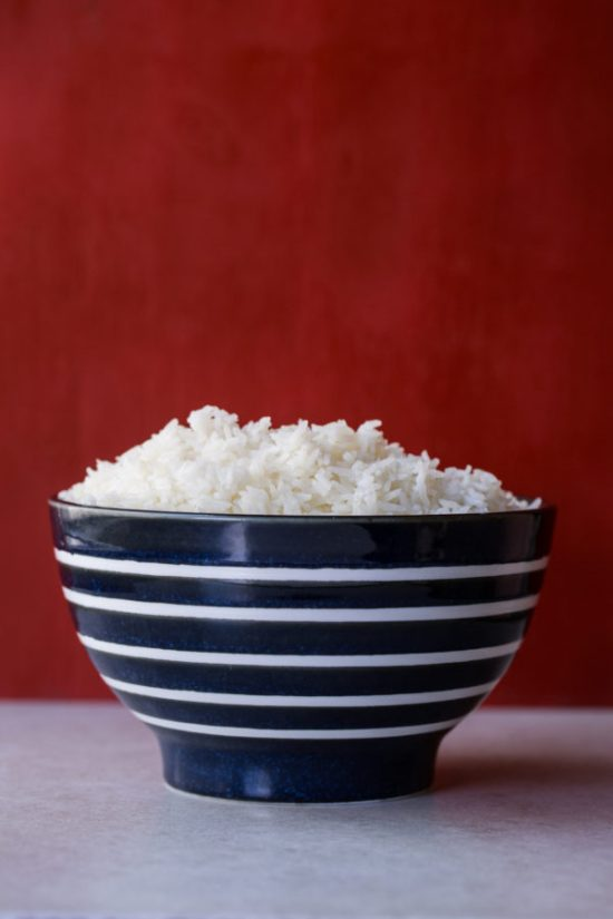 How to Cook Perfect Rice on the Stove