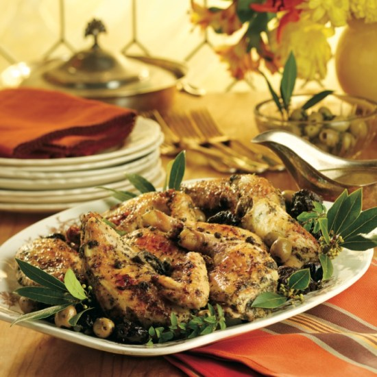 Chicken Marbella for Passover / Silver Palate Cookbook