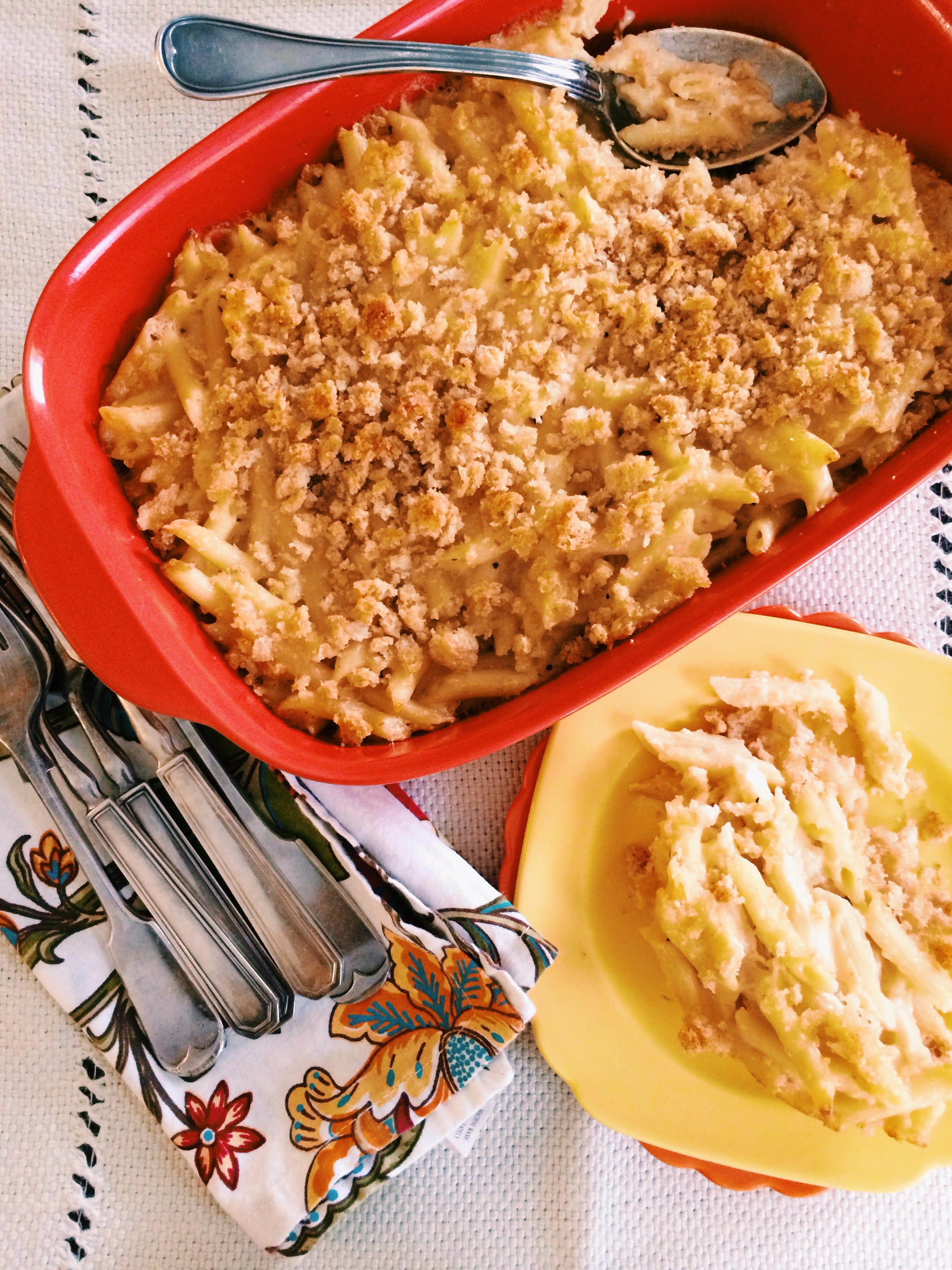 Ultimate Creamy Baked Wisconsin Macaroni and Cheese — The