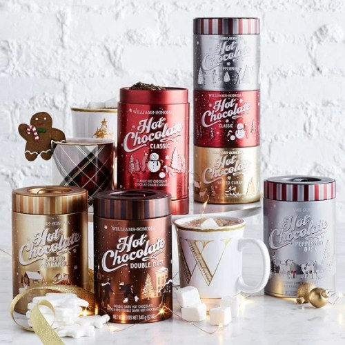 Hot Chocolate Sampler from Williams Sonoma