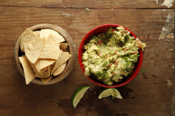 Holy Guacamole/Katie Workman/themom100.com/photograph by Todd Coleman