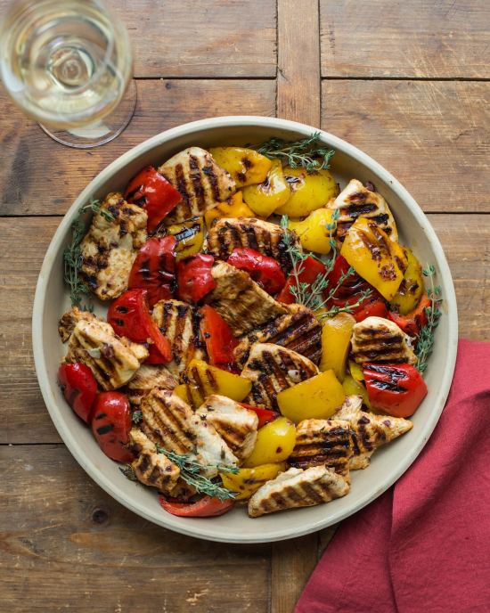 5 Great Grilled Dishes