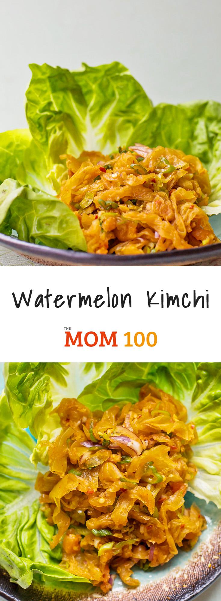 Watermelon Kimchi