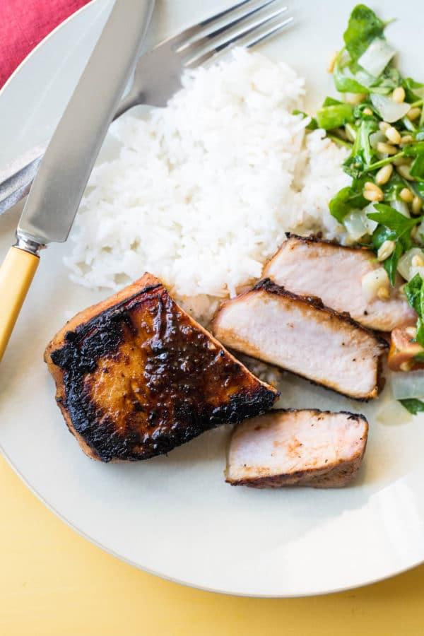 Korean Pork Chops