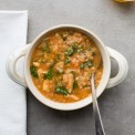 September 2017 Recipe of the Month: RED LENTIL, FENNEL, AND CHICKEN SLOW COOKER SOUP