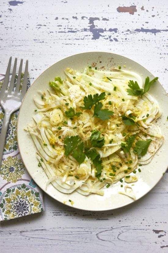 Fennel and Endive Salad