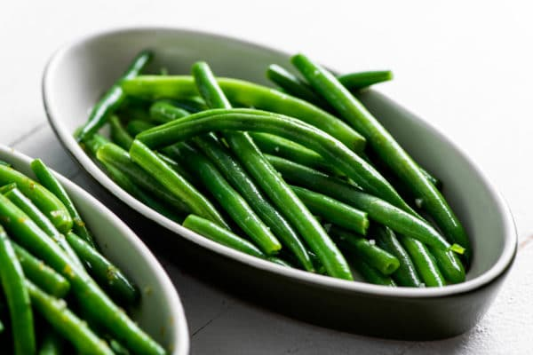 Green Beans Two Ways