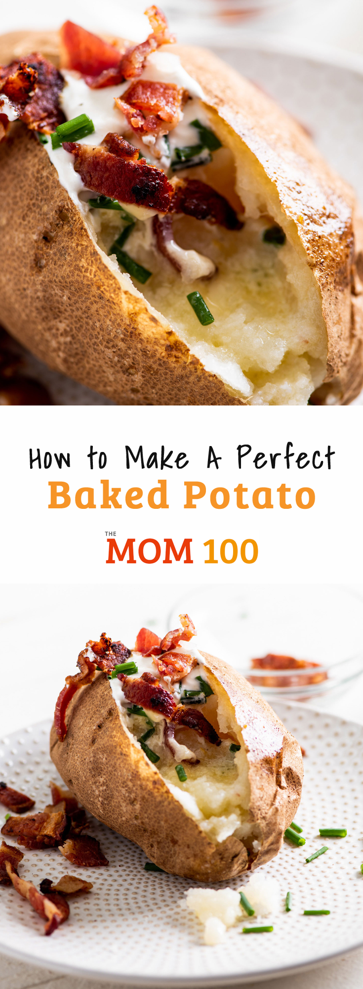 How to Make a Perfect Baked Potato: Easy step-by-step instructions (and photos) for getting a great baked potato every time.