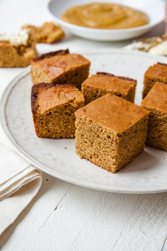 Molasses Cornbread / Carrie Crow / Katie Workman / themom100.com