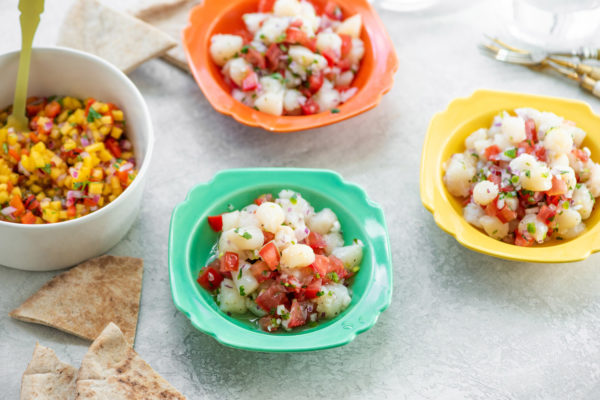 How do you make scallop ceviche? / Katie Workman / themom100.com / Photo by Cheyenne Cohen