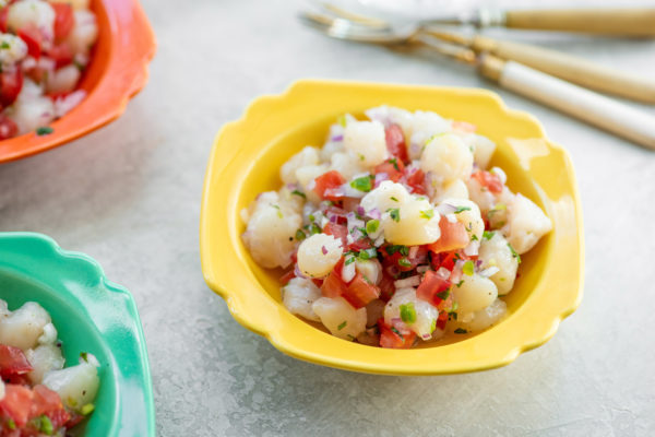 What kind of fish do I use to make ceviche? / Katie Workman / themom100.com / Photo by Cheyenne Cohen