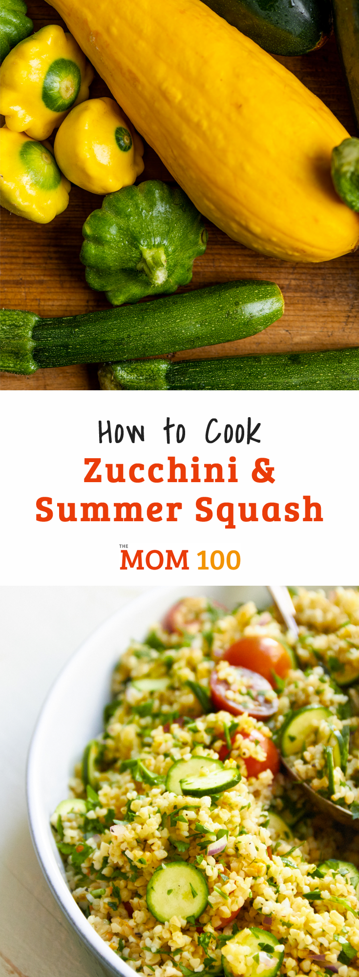 How to Cook Summer Squash and Zucchini: Do you have questions about how to buy, store, and prepare zucchini and summer squash?  We\'ve got answers!