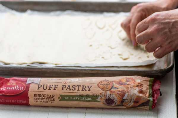 How to Make Puff Pastry Croutons with WeWalka Puff Pastry