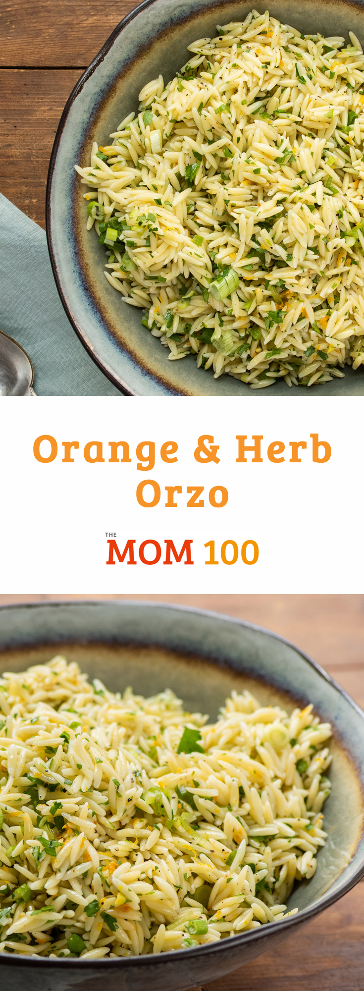 This Orange and Herb Orzo is a fragrant, citrusy, vibrant side, that is also super pretty. This is delicious warm, and also at room temperature.