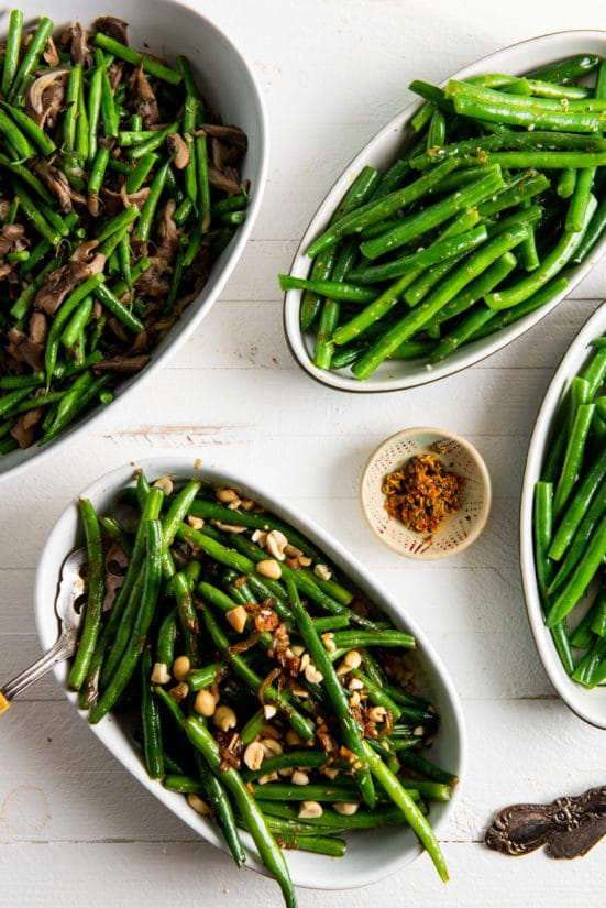 7 Great Green Bean Recipes to Shake Up the Holidays