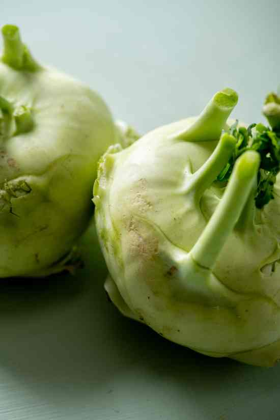 How to Cook Kohlrabi