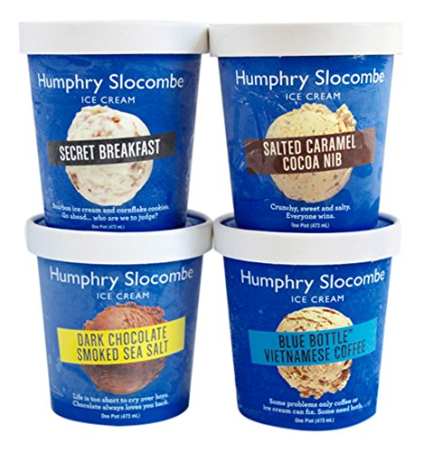 Humphry Slocombe Holiday Ice Cream Pack