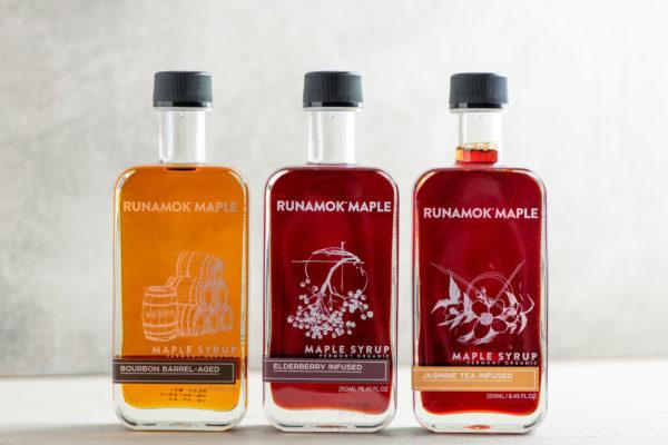 Runamok Maple Syrup Set