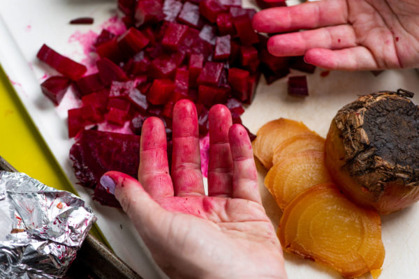 How to Remove Beet Stains