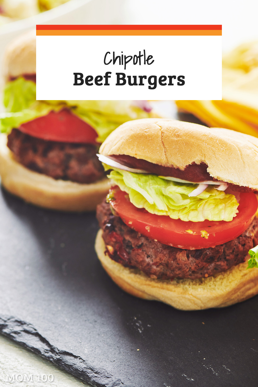 These burgers have a spicy kick, but you can adjust the heat level to your taste.  These have one ingredient more than plain burgers...but so much more interesting.