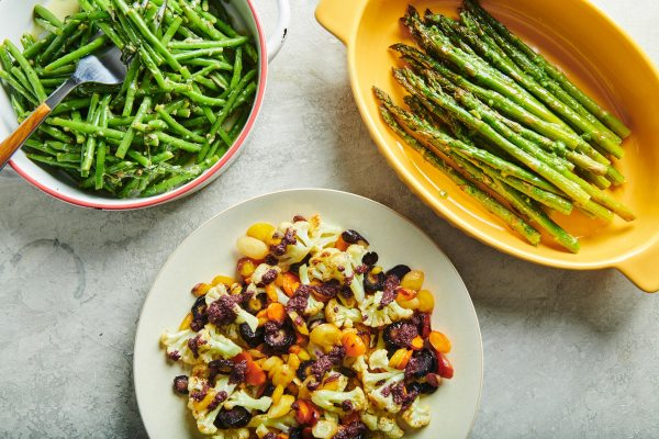 Green Bean Nicoise Salad
