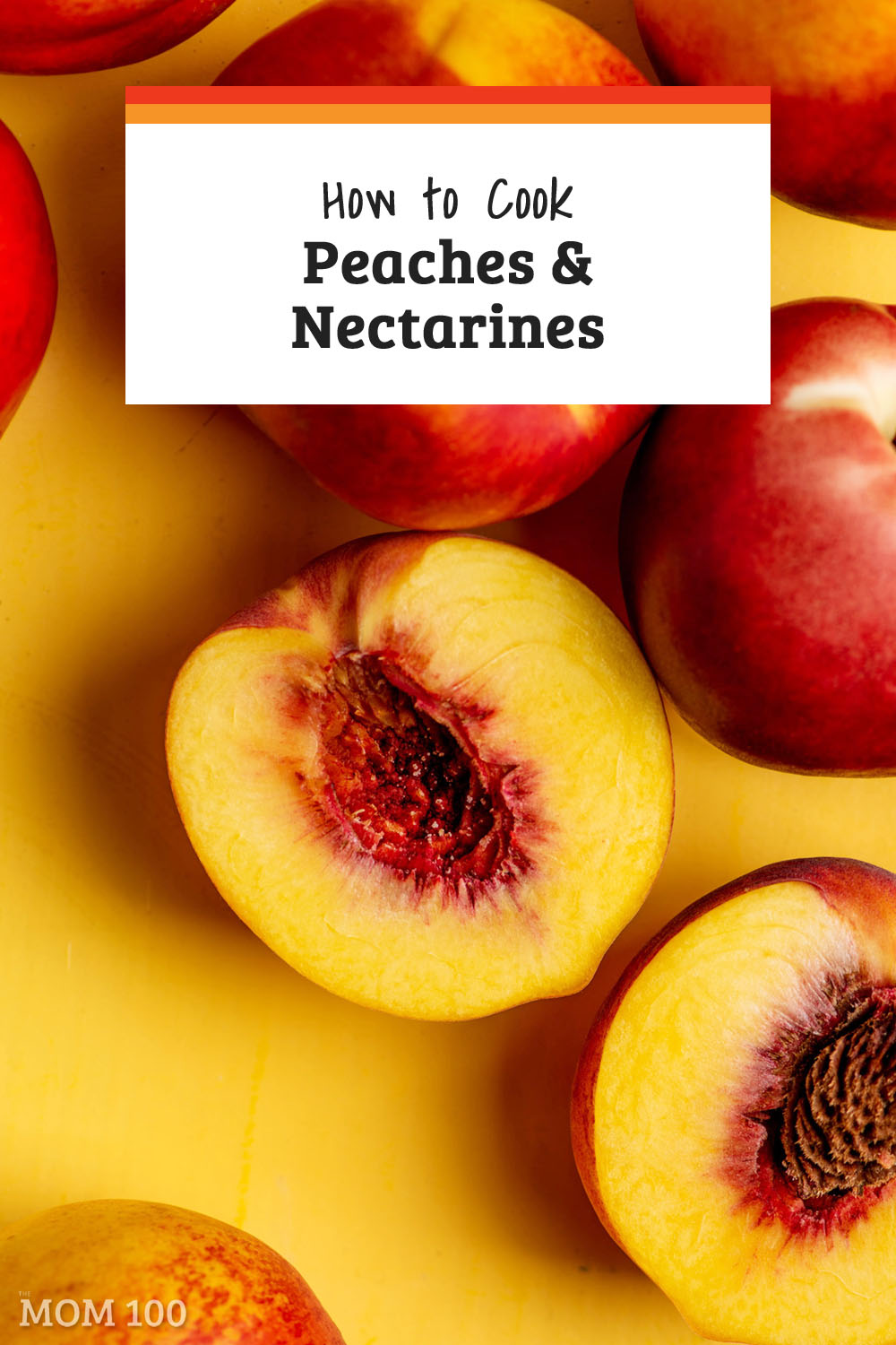How to Cook Peaches and Nectarines: All your questions answered about how to buy, store, prepare, and cook peaches and nectarines.