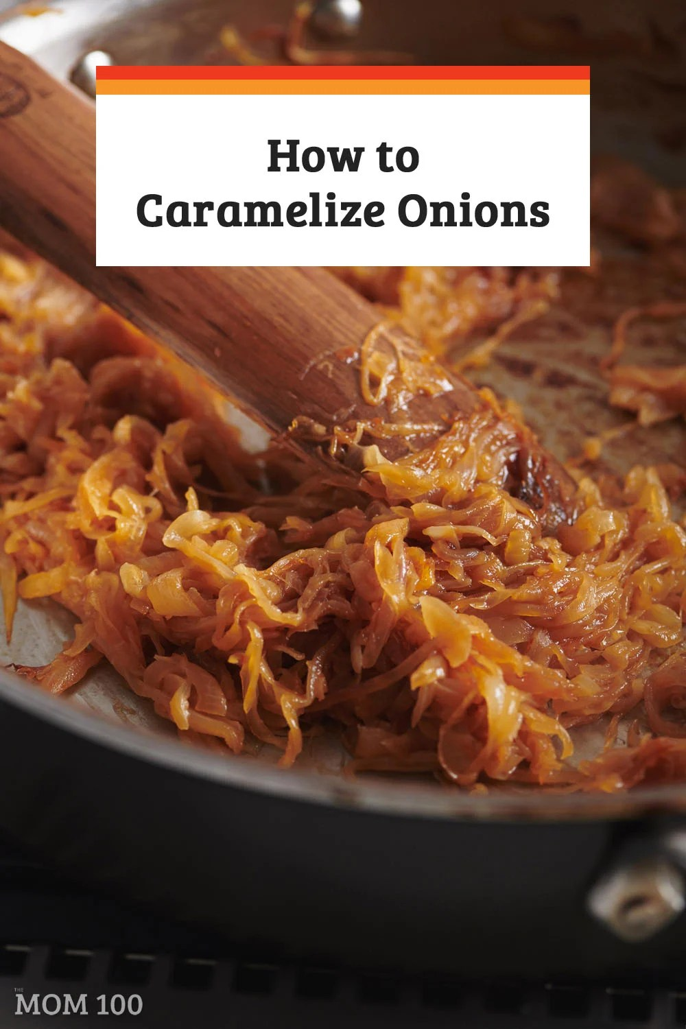 How to Perfectly Caramelize Onions: A step by step guide to making perfect caramelized onions every time, with photos (and how to use them!). #caramelizedonions #onions #cookingtips