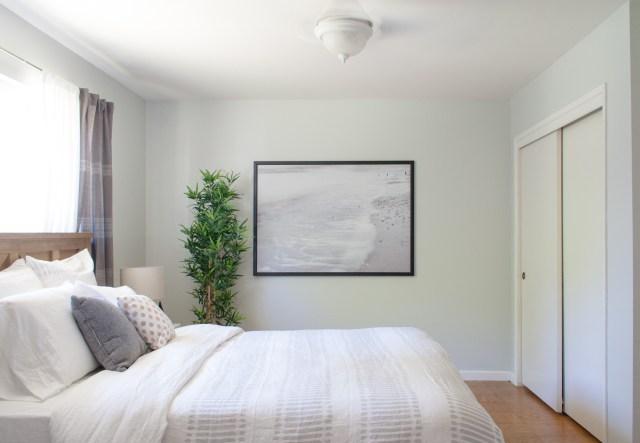 California Bedroom Remodel