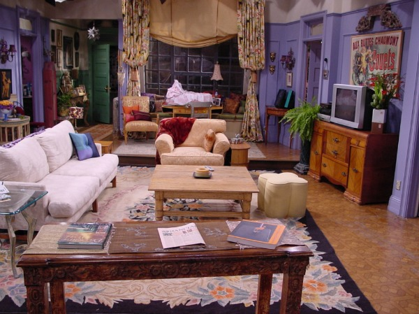 Monica and Rachel's Apartment