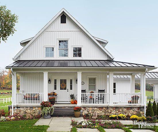 Farmhouse Style Homes