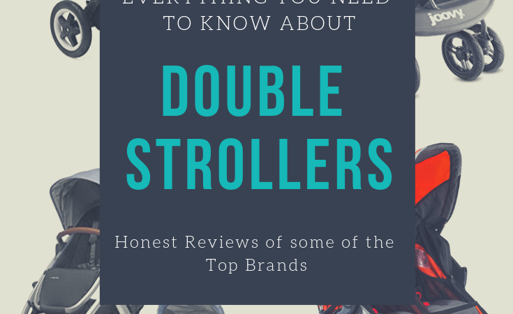 Everything You Need to Know about Double Strollers