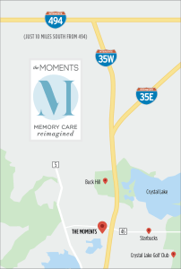 Moments Lakeville Map June 2020