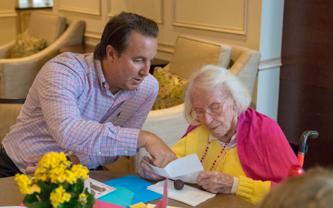 Is Now the Time to Move a Loved One to Memory Care?