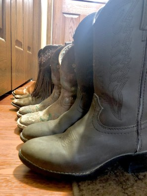 My Girl's Boots