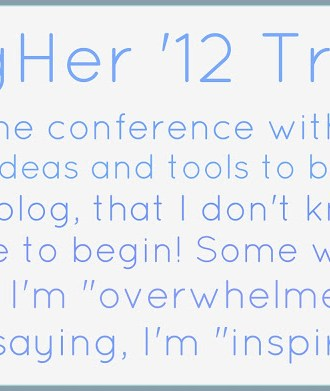 BlogHer '12 Truth