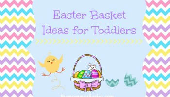 Candy free easter basket ideas the momma diaries easter basket ideas for toddlers negle Images