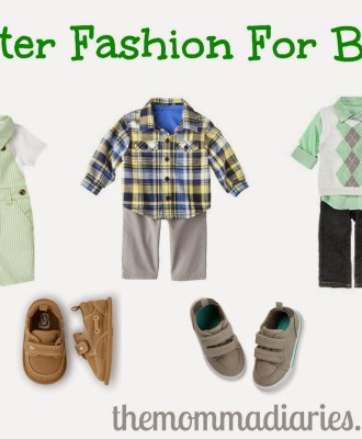 Easter Fashion For Boys