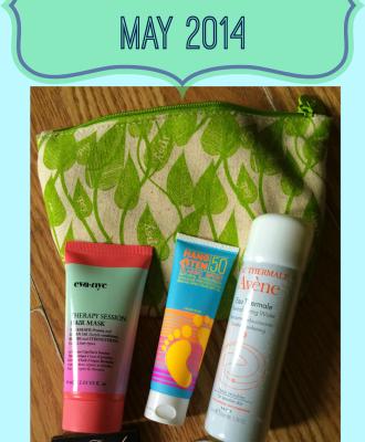 Ipsy Glam Bag – May 2014