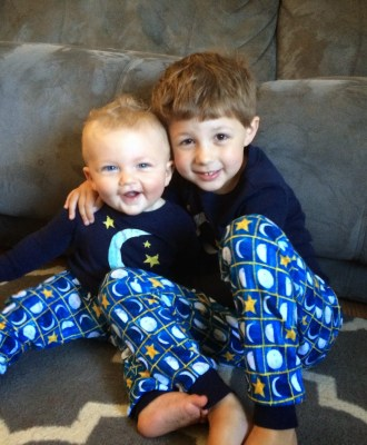 Bedtime is Fun Time with Gymboree!