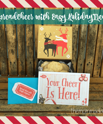 #SpreadCheer with Easy Holiday Treats