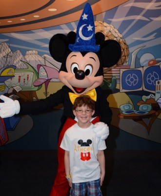 Disney World Vacation – Epcot – February 2016