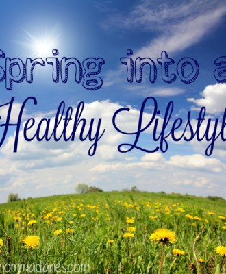 Spring into a Healthy Lifestyle