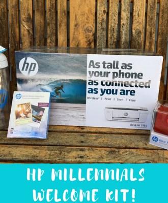 I'm an HP Millennial Influencer!