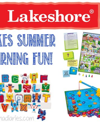 Lakeshore Makes Summer Learning Fun!