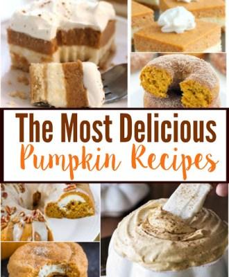 The Most Delicious Pumpkin Recipes